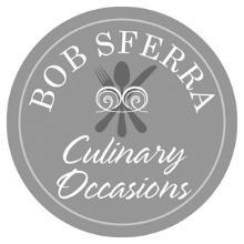 Bob Sferra Culinary Occasions