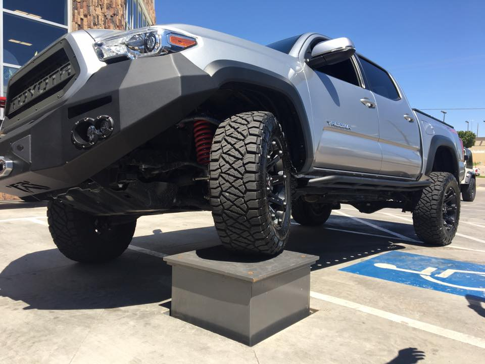 The Premier Auto Shop In Moab Utah: Dixie 4 Wheel Drive