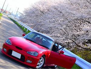 カプチーノ EA11R 現所有車3代目のカスタム事例画像 cappu.215y.nユーキ.マックィーン仕様さんの2020年04月01日01:19の投稿