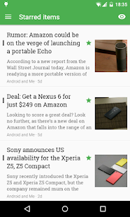 FeedMe (RSS Reader | Podcast)- screenshot thumbnail