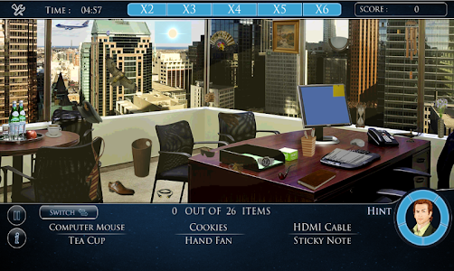 Mystery Case: The Suspect screenshot 2
