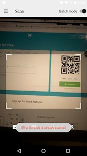 QR BarCode - náhled