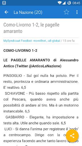 Livorno Notizie Premium