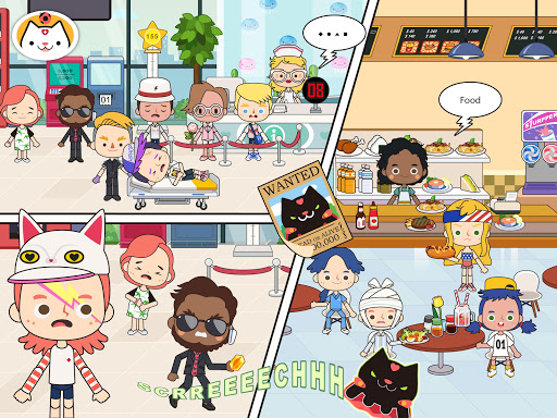 Miga Town: My Hospital 1.5 Screenshots 7
