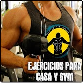 Exercises for Home & Gym