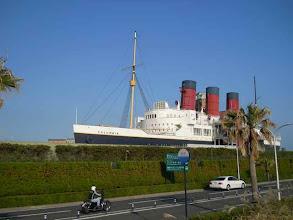 Photo: ディズニーシー ショーをやってる船