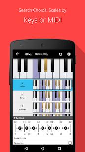 Piano Companion PRO: Chords, Scales, Progression 2