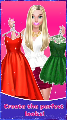 Fashion Doll Dress Up  screenshots 14