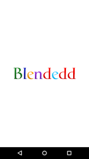 Blendedd- screenshot thumbnail