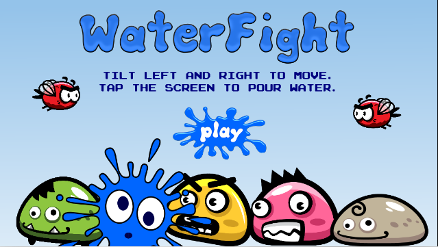 WaterFight- screenshot