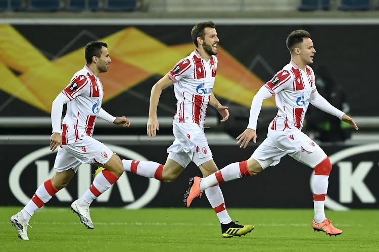 🎥 Le superbe but de Petrovic contre les Buffalos