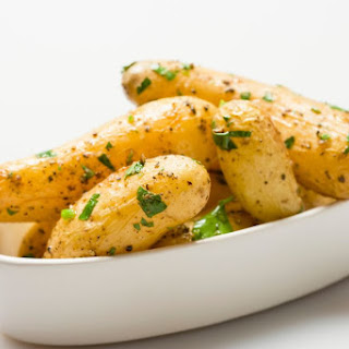 Herb Roasted Fingerling Potatoes.