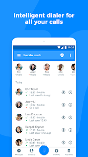 Truecaller: Caller ID, SMS, spam block & payments Mod APK [Premium Cracked] 5
