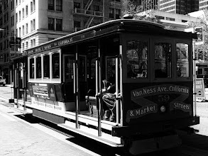 Photo: Cable Car, SF, CA