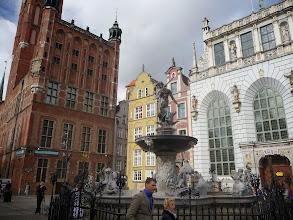 Photo: La font emblemàtica deGdansk.