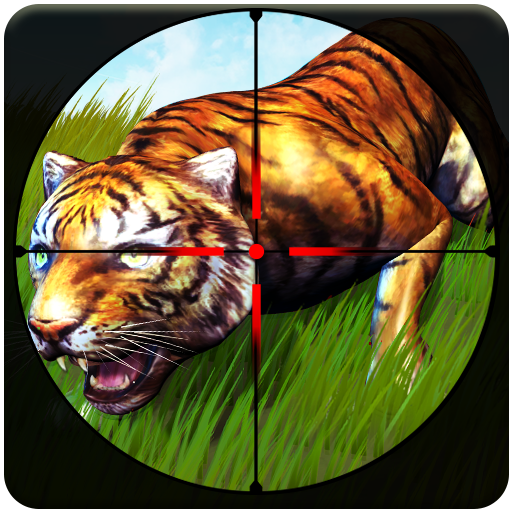 Wild Animal Hunting Game: Forest Attack Sim 2017