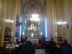Photo: Najpierw zwiedziliśmy świątynię, pod którą wraz z małżonką pochowany jest hrabia Edward Raczyński.