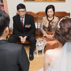 Wedding photographer Chiangyuan Hung (afms15). Photo of 05.02.2018
