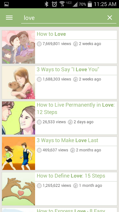 wikiHow: how to do anything - screenshot