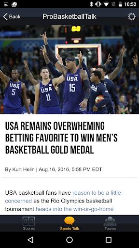 玩免費遊戲APP|下載NBC Sports Scores app不用錢|硬是要APP