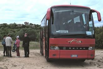 Photo: 022 Alumnimatkalaisten bussi