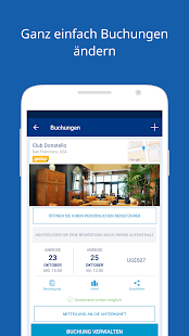 Booking.com Hotel-Buchungen – Miniaturansicht des Screenshots