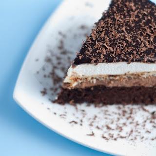Triple Chocolate Terrine Recipe