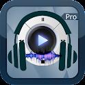 Fast MP3 Music Audio Pro! icon