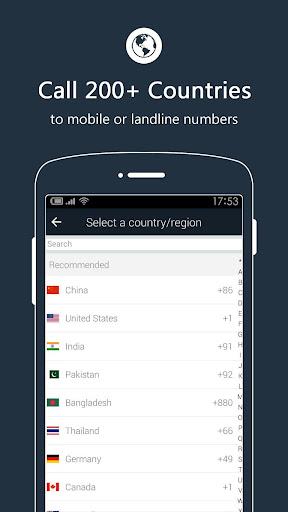 Phone Free Call - Global WiFi Calling App 1.7.3 Screenshots 3