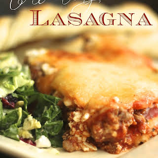 Sausage Lasagna Without Ricotta Cheese Recipes.