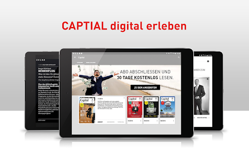 Capital Magazin- screenshot thumbnail