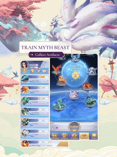 Idle Immortal: Train Asia Myth Beast screenshot 7