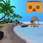 VR Tropical Meditation 3D