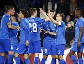 """Trossard spreekt over probleem met de douches van Club Brugge en de moeilijkste speler om tegen te spelen: """"Eigen aan Standard"""""""
