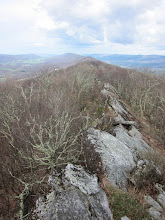 Photo: View from Hanging Rock