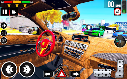 Car Driving School 2020: Real Driving Academy Test modavailable screenshots 15