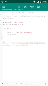 CPP N-IDE - C/C++ Compiler & Programming - Offline 1.2.4 (Premium)