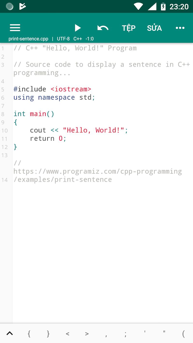 CPP N-IDE - C/C++ Compiler & Programming - Offline APK