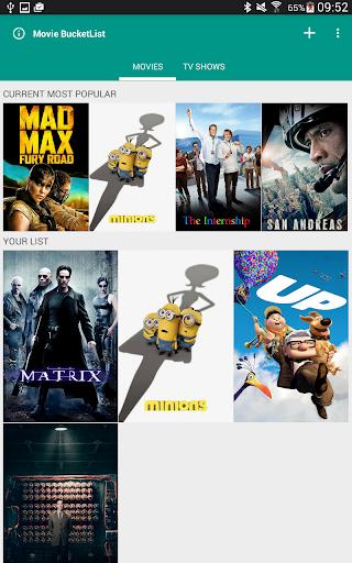Movie Bucketlist - Watchlist 0.0.14 screenshots {n} 6