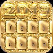 Gold 2019 Keyboard