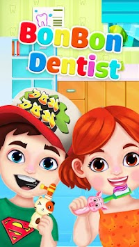 Crazy dentist games with surgery braces for kids apk screenshot