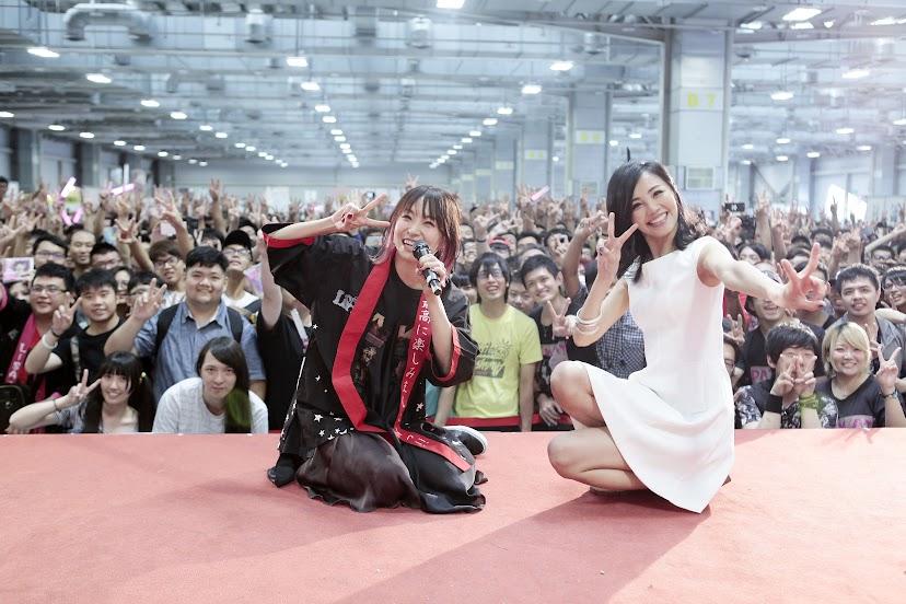 賀!完售!日本搖滾精靈 LiSA 520來台衝票房 驚喜現身動漫展  門票賣光光