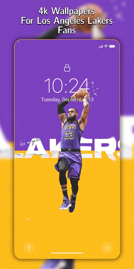 4k Wallpaper For Los Angeles Lakers 3 1 0 Apk Download Com Wallpapers Lakers Apk Free