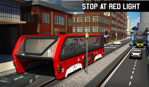 Transit Elevated Bus Driver 3D 1.8 screenshots 19