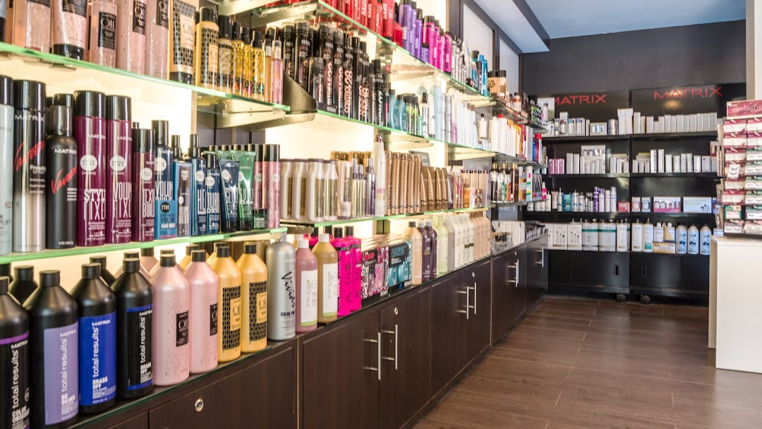 Genesis Hair Salon & Beauty Supply - Beauty Salon in Grand