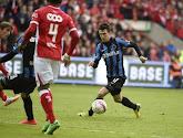 Bruges dominé mais victorieux au Standard