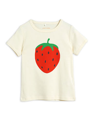 Mini Rodini Strawberry Sp T-shirt