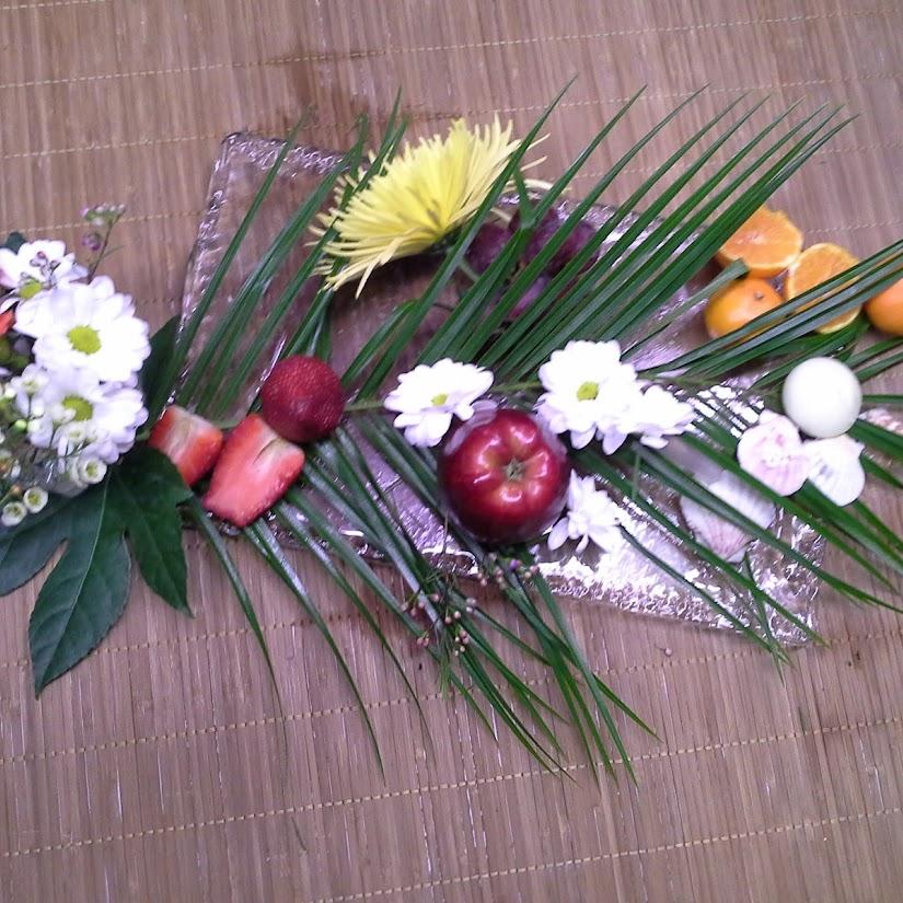 2º Taller de decoración con flores: «Flores para mi casa». Marzo
