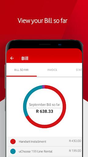 My Vodacom SA 10.5 screenshots 4