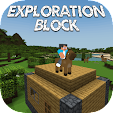 Exploration Block: Zombie Craft icon